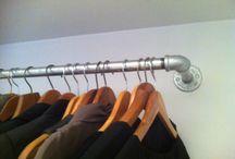 Closet/organizing