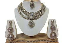 Traditional Kundan Wedding Beautiful Jewelry