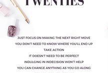 ✤Smart Twenties
