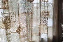 csipke függönyök