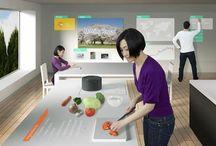 Dream Future Kitchen
