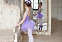 My Ballerinas / by Mary Elena Lopez