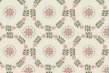 Floral Print Fabrics