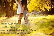 Country Love and Lyrics... / by Megan Ruetsch
