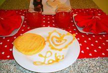 san valentino / ricette menù e curiosità