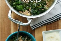 Soup , Stew's and Bisque Recipes / by Let's eat with Alicia