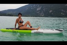 SURF STAND UP PADDLE BOARDING