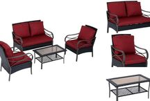 Outdoor Sofa Sets/Garden Table & Chairs/ Patio Dining Sets