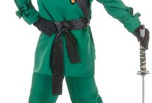 halloween costumes ninja kids / Halloween