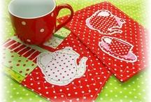tea placemat