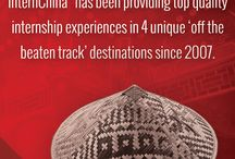 InternChina / InternChina is the world leader for providing Chinese internships, Homestays, language courses & bespoke programs for universities & students. We place clients in Chengdu, Dalian, Qingdao, & Zhuhai to gain work & cultural experience in China!