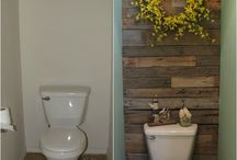 Rustic Design / Interior Design that includes a rustic touch.