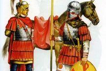 rimania od Marka Aurelia po Diokleciana