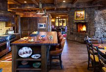 Log Home Design and Inspiration / Plan and design your Log Home with the help of these inspiration pins