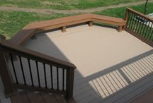 Deck Ideas / by Lisa Butts