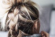 unordentliches Haar