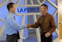 LaForce Projects / LaForce, Inc. has grown to become one of the largest distributors of doors, frames, hardware, security integration, and building specialties in the United States. The company's services include custom manufacturing of doors and frames, product installation, pre-installation, pre-finishing, security integration, specification writing, fire door inspections, and keying. For more information on LaForce, Inc., please visit www.laforceinc.com.