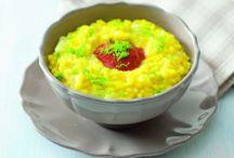 Curcuma, salute dorata / Magnifica in cucina e nelle miscele di curry, la curcuma, oltre ad essere considerata, in India, la spezia della fortuna, dona ai piatti un aroma inconfondibile dai sentori decisi e caldi. Ecco 5 ricette