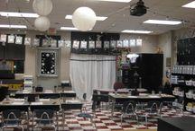 classroom decor / by Nancy Brasil