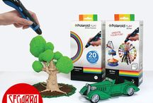 LÁPIZ 3D POLAROID PLAY PAPELERIA SEGARRA / ¡Llega la revolución creativa en 3D! Crea tu diversión con el Lápiz 3D Polaroid Play  #3D #creatividad #manualidades  + info: https://goo.gl/DQjhMz