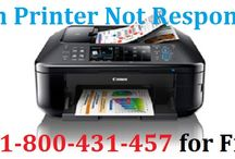 Contact 1-800-431-457 to Fix Canon Printer Not Responding Problem