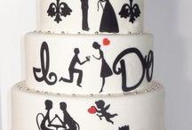 Tartas de boda / Tarta Nupcial