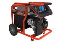 Generadores Arraque Automático / Generadores Automáticos Genergy. Arranque automático por contactos (para placas solares) o por fallo de red (emergencia).