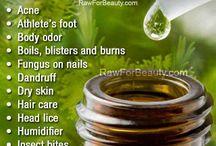 Essential Oils & Natural Remedies / by Lea Anne Borngesser