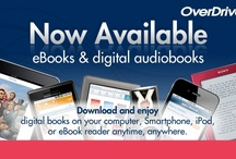 OverDrive ebooks and Audiobooks / Check out our ebook and downloadable audiobook selection.  You can checkout 3 titles at a time and there's no need to worry about late fees! http://okaloosa.lib.overdrive.com