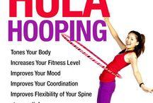 Hula hooping! / by Sharon Bippus