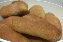 Terapia gastronômica / Minhas receitas de pães e bolos favoritas .