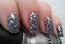 Nails :) / by Carrie Lepinski