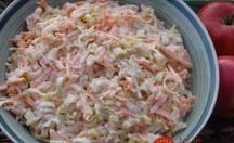 salat z mrkvy a poru