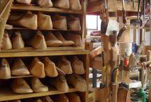 Laboratorio / Dove creiamo le scarpe