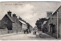 The past - Houghton Regis / Houghton Regis Past