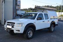 Ford Ranger 2.5 TDCi Doble Cabina 4×4 pick Up.12-2008.....10990 Euros