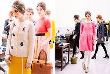 Fashion | 60s Fall Sugarplum
