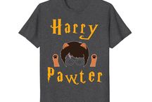 Harry Pawter / This board is for all people who loves magic and cat lovers.