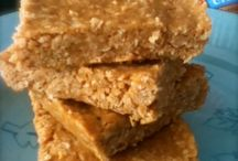 Snacks - Healthy / Healthy snacks for both grown ups and kids.