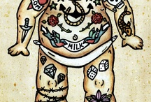 Leah's Tattoo baby / by Megan Deyo