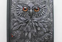 Owl Cover Book