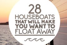 houseboats / It's about houseboats