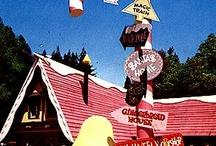 Santas Village Lake Arrowhead , Ca.