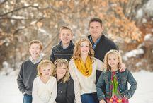 Rodinné focení podzim zima