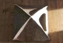 CUCCIA FELTRO LAIKA / http://annunci.ebay.it/annunci/cani/treviso-annunci-conegliano/cuccia-in-feltro-laika-by-felt-design/62896637