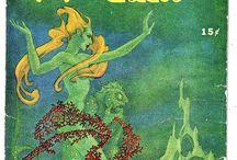 Εξώφυλλα παλιων περιοδικών και κομικ