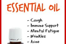 ALL THINGS ESSENTIAL OILS / by Melissa Moore