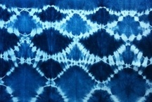 Shibori Inspiration / What inspires us at Mimbres Co. to create~