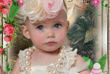 Baby coller / GIF