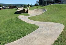 Skate path